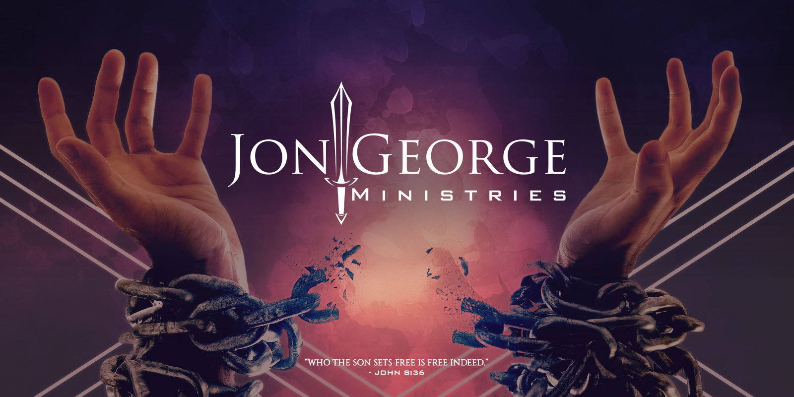HOME - Jon George Ministries