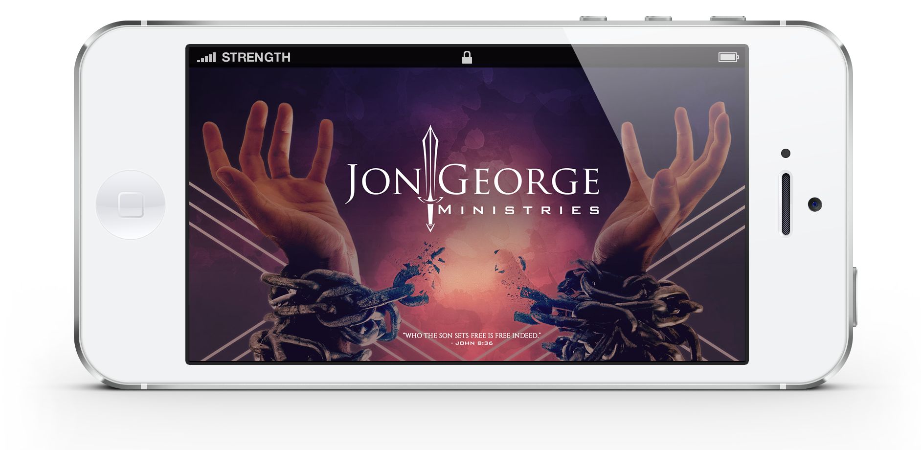 Jon George Ministries Mobile App