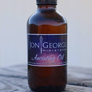 Miracle Healing Anointing Oil